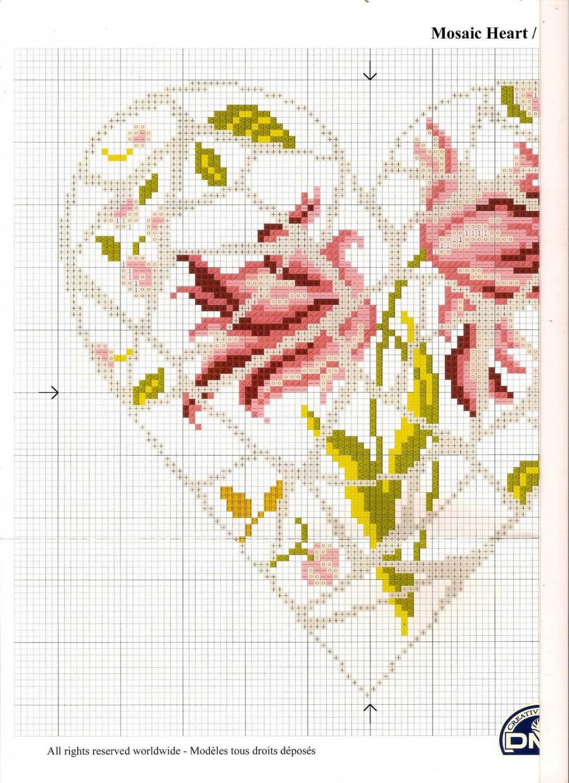 Схем вышивки крестиком буквы 182