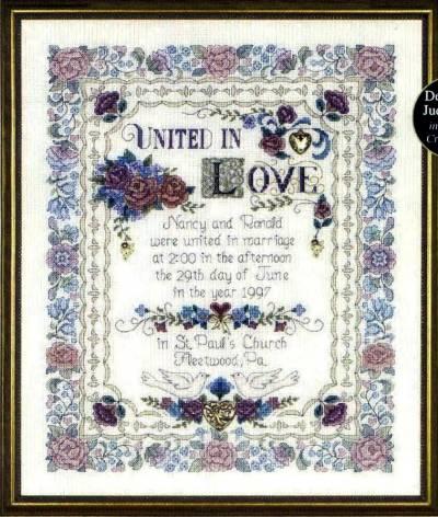 Картина avowal of love от dimension в честь